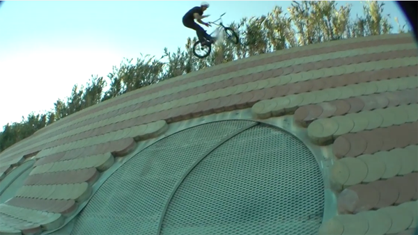Isaac Lesser BMX video