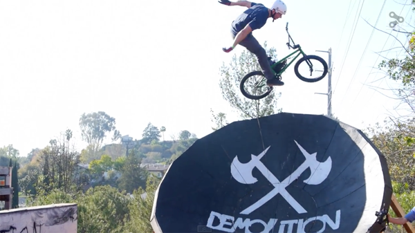Markit BMX Jam video