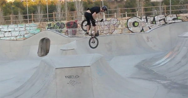 olly-rendle-malaga-bmx-video