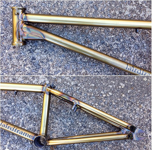 The Merged – Custom Frames with Mike Laird and Laird Frames