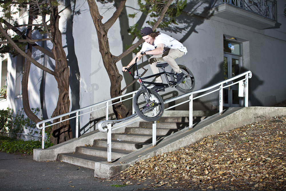 Jake Coulson BMX