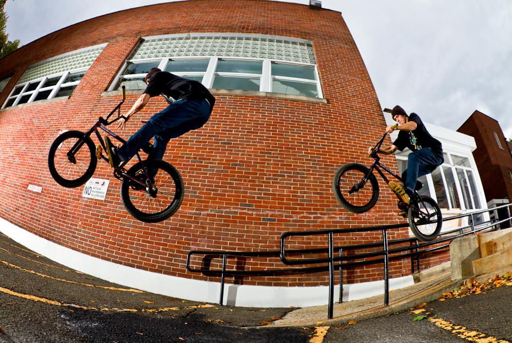Mitch Doran BMX