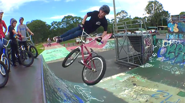 lil-pros-bmx-tour-australia-beenleigh-video
