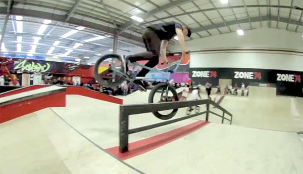 Zone 74 Skatepark, East Kilbride