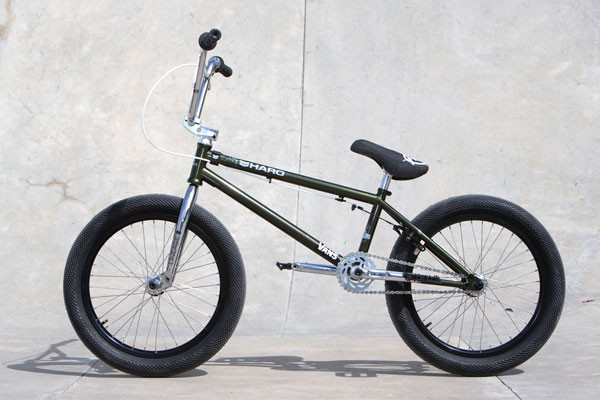 Colin Mackay Bike Check