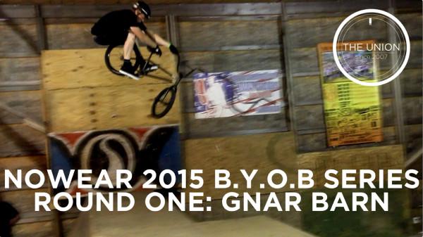 Nowear B.Y.O.B Series – Round One: Gnar Barn