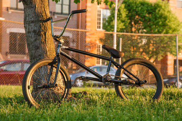 Trent McDaniel Bike Check