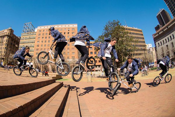 Photogallery: BMX Day in Johannesburg, South Africa