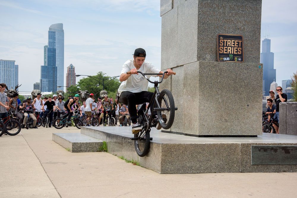 Chicago Street Series Monster 2015 BMX Day