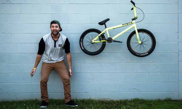 Aaron Ross Fluro Yellow Odyssey BMX Grips