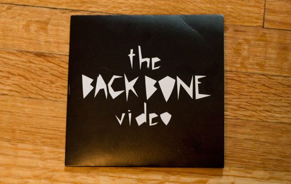 Review: The Backbone Video