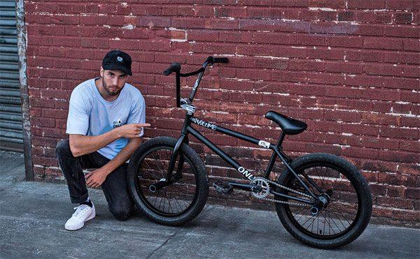 X Games Bmx Billy Perry Bike Check