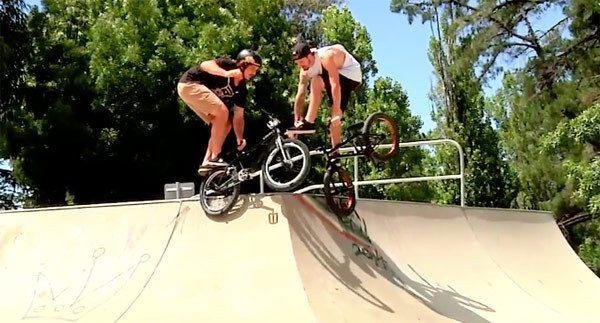Colony BMX – Tom Stretton X Bobbie Altiser