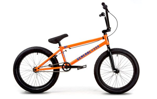 Product: DK Bicycles – 2016 General Lee Complete
