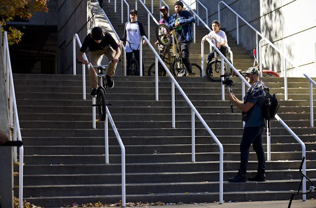 The Daily Grind BMX Street Jam Cincinnati