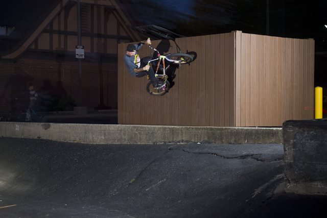 The Daily Grind BMX Street Jam Cincinnati