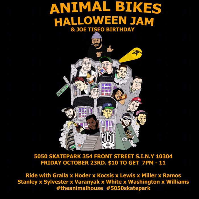 Animal-Bikes-Halloween-Jam-Friday-October-23rd-at-5050-Skatepark