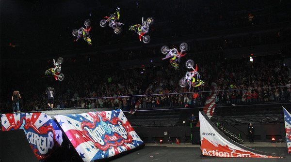 One Night at the Nitro Circus