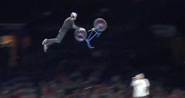 Nitro Circus Ryan Williams Nothing Front Bike Flip