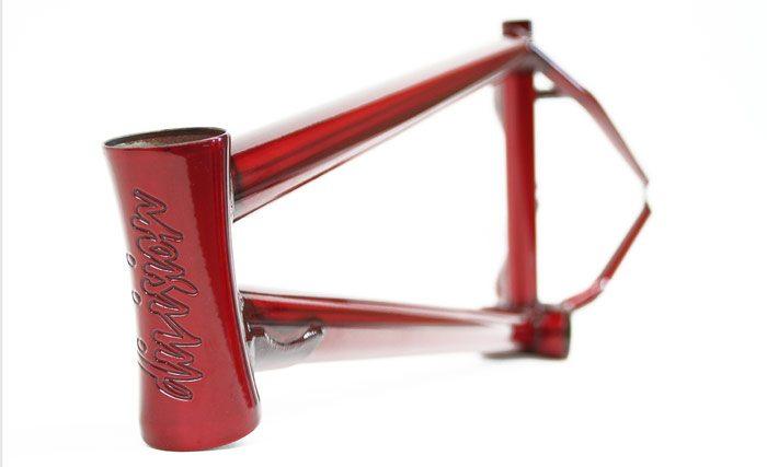 division-brand-lanark-bmx-frame-head-tube