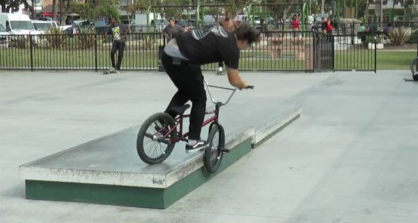 How To Hard 180 to Backwards Smith Grind with Grant Castelluzzo