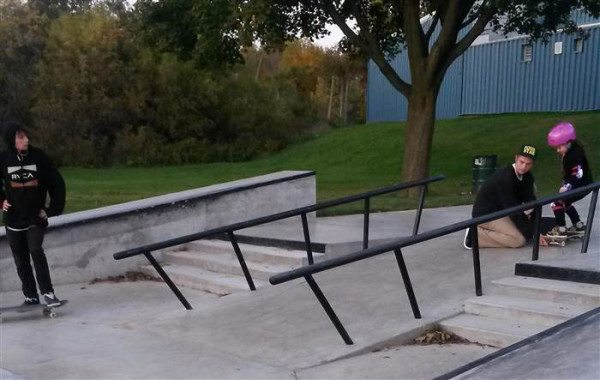 "Our Two Cents: ""To The Teenage Boy at the Skatepark"""