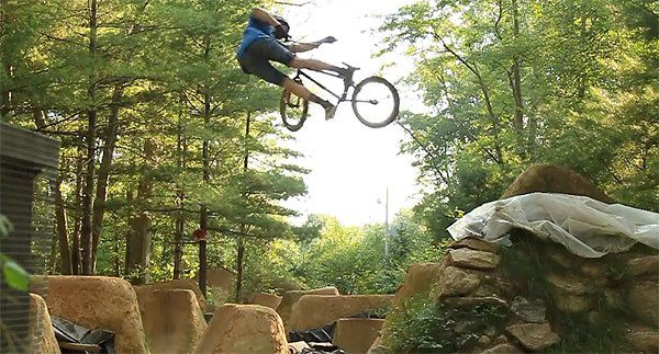 Deluxe BMX – 2015 Northeast Trip Edit Before The Edit