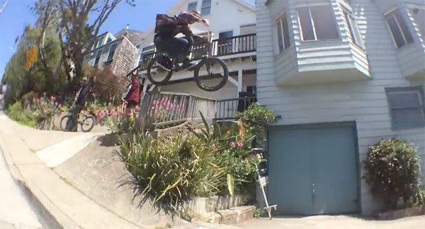 Goolash BMX video San Francisco