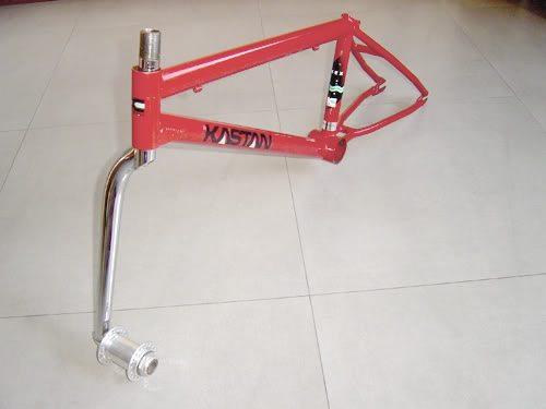 Kastan Uniblade BMX fork