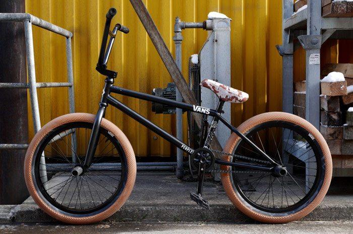 Killian Roth BMX bike check
