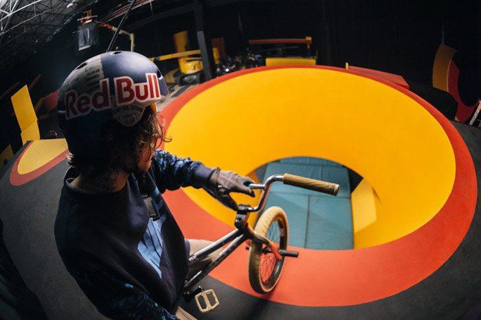 Red Bull - Kaleidoscope featuring Kriss Kyle