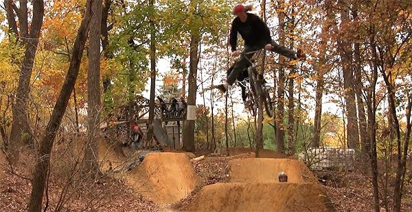 PAwoods BMX video