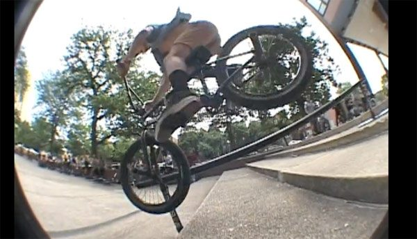 The Gully Factory Let's Roast BMX Jam Chicago Video