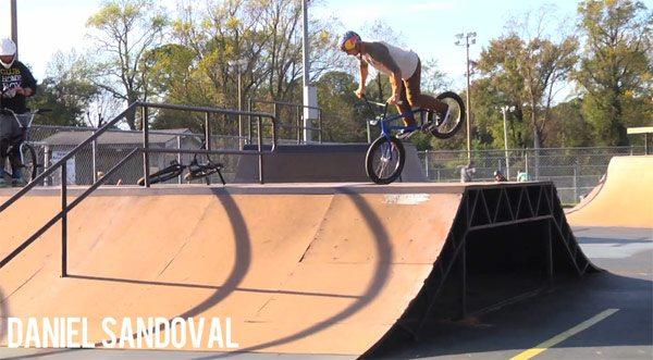 Total BMX Jaycee Skatepark Greenville, North Carolina Vital BMX
