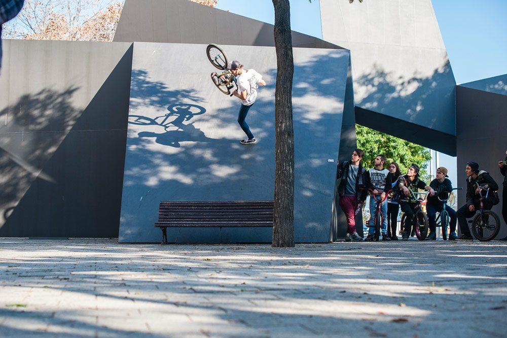 La Ultima BMX Street Jam Barcelona 2015