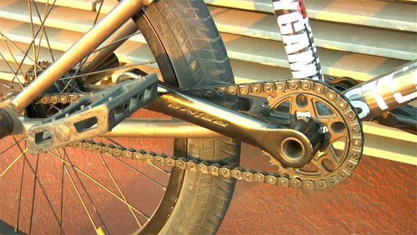 Jackson Ratima Video Bike Check