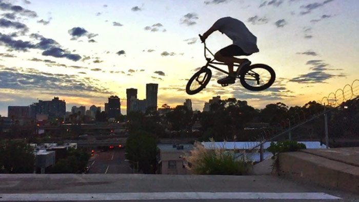 Miles Rogoish Quits Stranger BMX Retires from professionally riding BMX