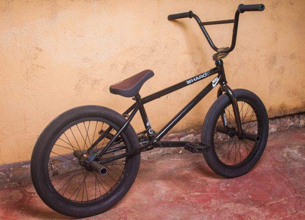 Chad Kerley On Haro Bikes