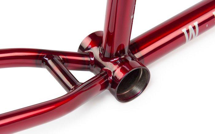 wethepeople-buck-bmx-frame-bottom-bracket-red