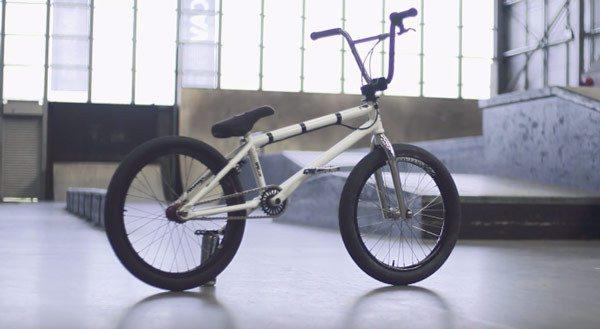Vocal BMX – Ash Douglas Video Bike Check
