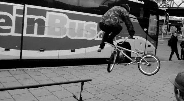 Bike gangbang