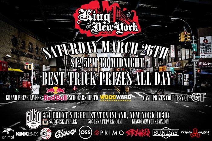 king-of-new-york-bmx-contest-5050-skatepark-flyer