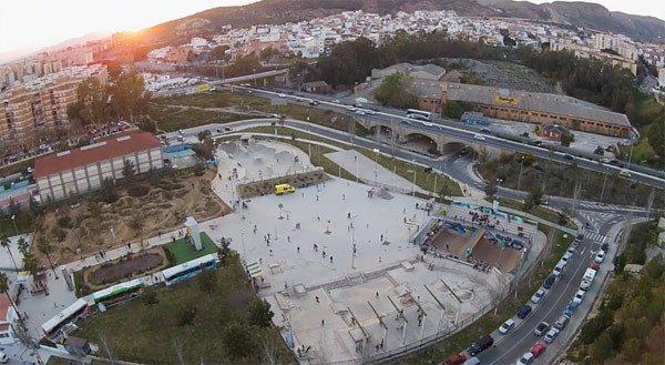 Skatepark Malaga One Year Anniversary
