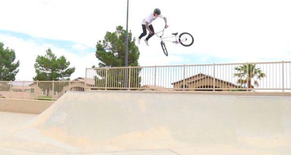 Jeremy Malott Shreds Las Vegas