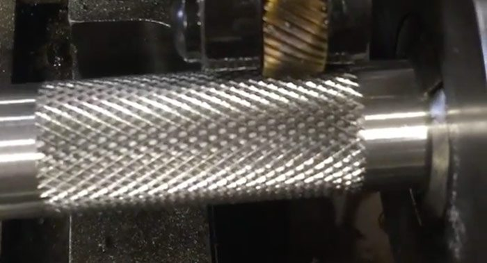 what-is-knurling