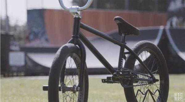 Chris Nichol Video Bike Check