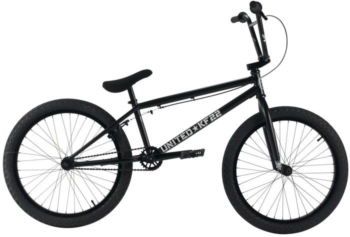 "United Bike Co 2017 KF22 BMX Bike 22"" Bikes"