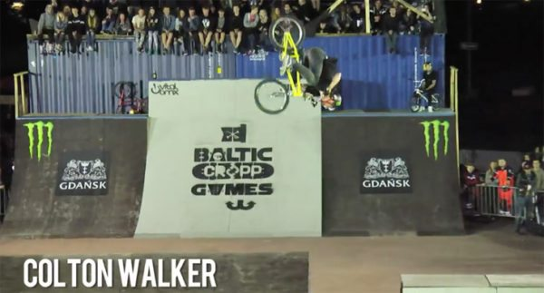 Baltic Games 2016 – BMX Park Highlights