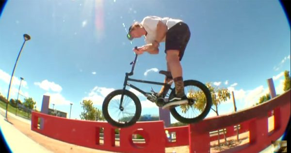 LUX BMX – Denby Chandler Welcome Video