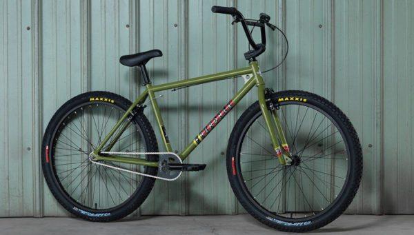 Fairdale Bikes – 2017 Taj Complete